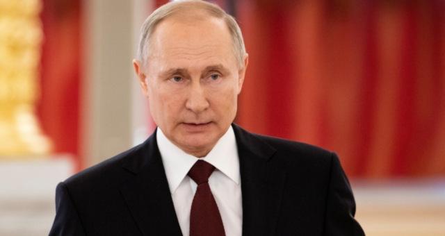 Rússia Vladimir Putin