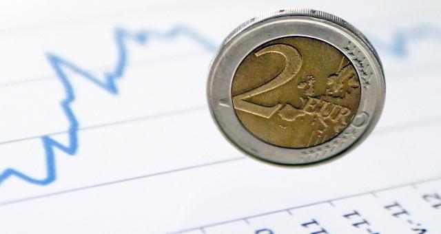 Mercados Europa Moedas Euro