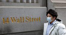 Wall Street Mercados Máscaras Coronavírus