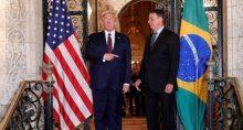 Donald Trump Jair Bolsonaro