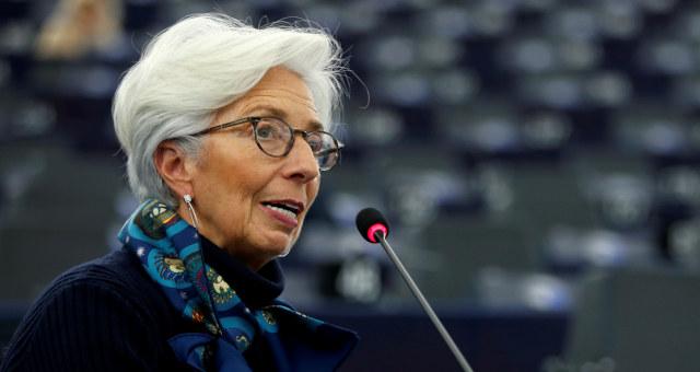 BCE, Christine Lagarde