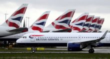British Airways Avião