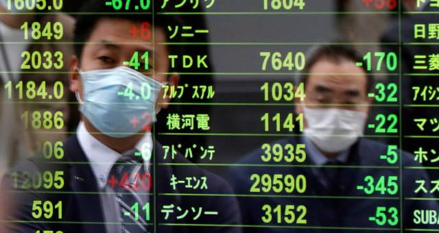 Ásia Mercados Coronavírus