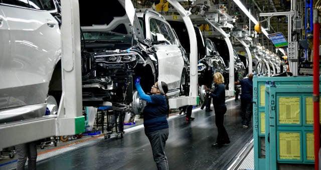 Indústria Carros Setor Automotivo