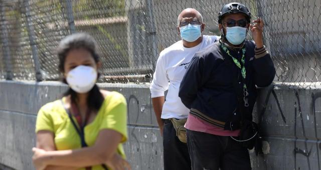 Venezuela Coronavírus Máscaras