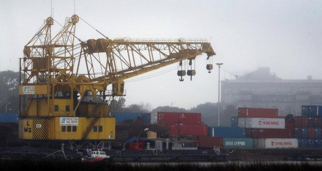 Exportações Argentina Porto