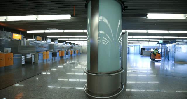 Aeroporto lufthansa aviação Setor aéreo