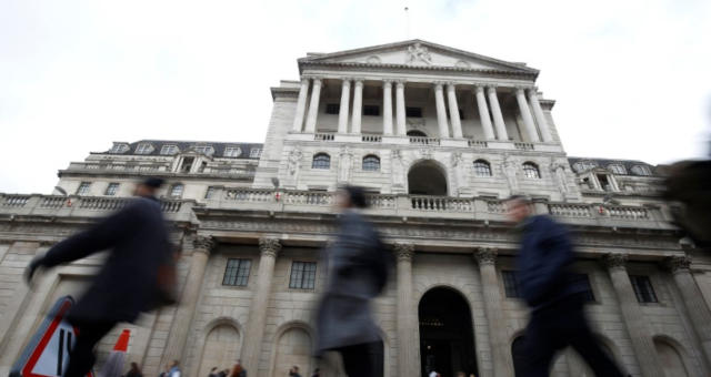 Banco da Inglaterra Boe