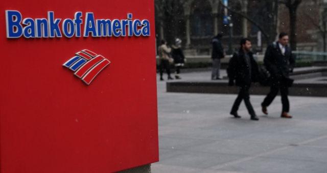 Bank Of America bofa
