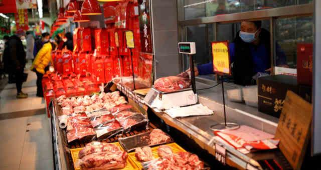 Carnes Frigoríficos
