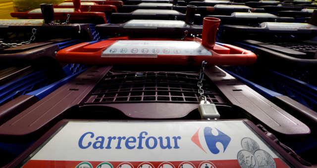 Carrefour Atacadão CRFB3