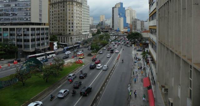 Carros, Avenida São Paulo