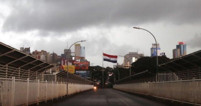 Fronteira Brasil Paraguai Ponte da Amizade