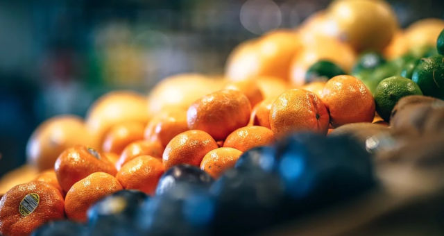 Frutas, Verduras, Alilmentos