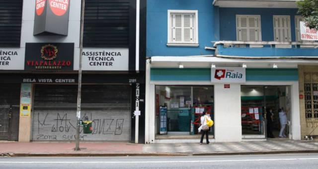 São Paulo Varejo Raia Drogasil