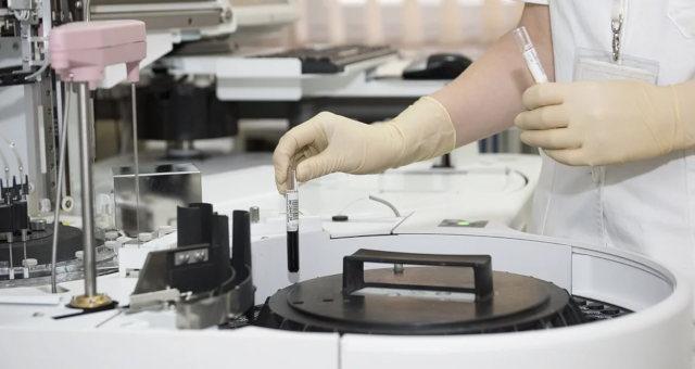 Teste, Coronavírus, Hospital
