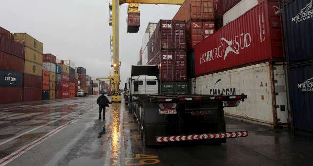 trasportes Caminhão Exportação Importação