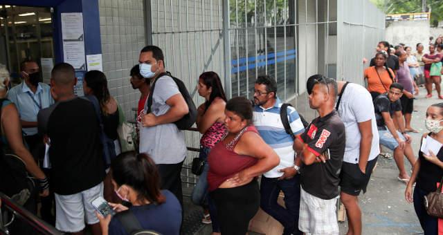 Bancos Auxílio emergencial Coronavírus