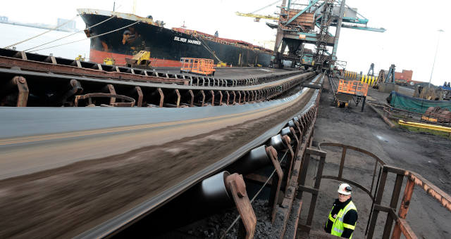 Aço Commodities Exportações