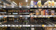 Alimentos Supermercados Desabastecimento
