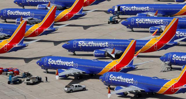 Southwest Airlines Avião