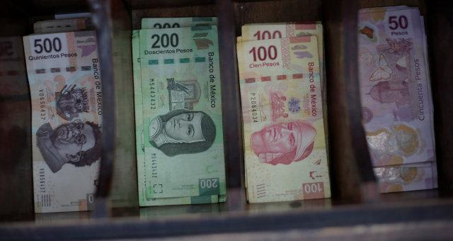 México Moedas América Latina