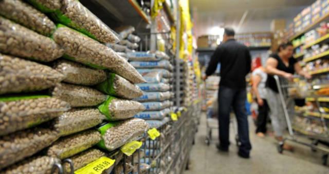 Consumo Supermercados Feijão