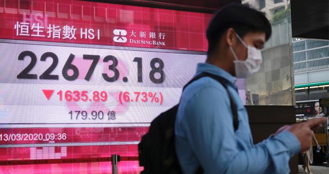 Mercados Ásia