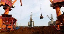 Minério de Ferro Mineração Commodities Exportações Comércio Portos
