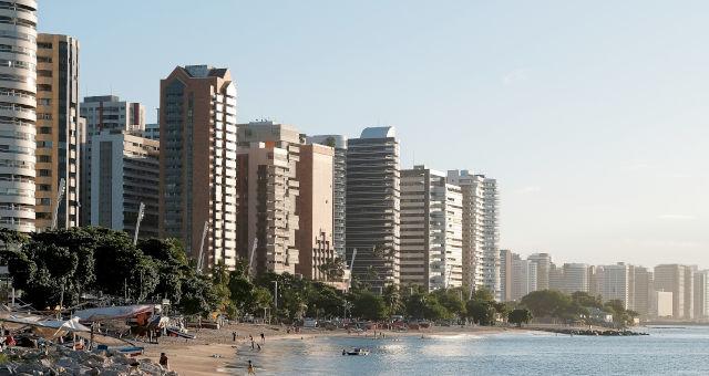 Setor Imobiliário Imóveis Fortaleza Ceará Nordeste Turismo