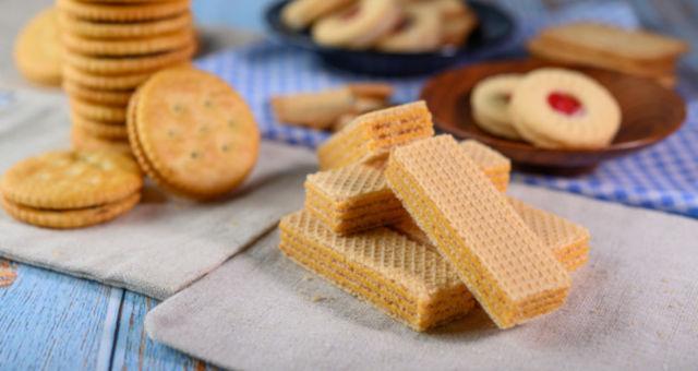 Biscoitos Alimentos