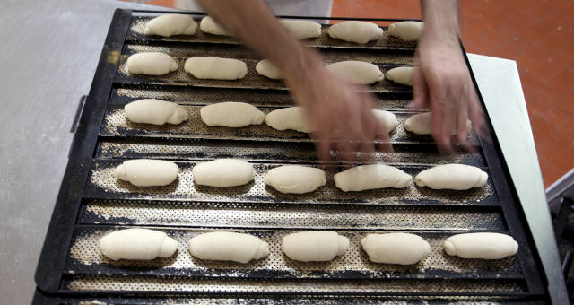 Pães Trigo Alimentos Padaria