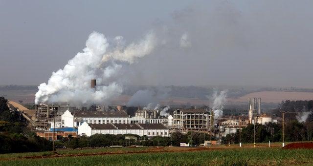 Usinas Indústria Etanol Bicombustível
