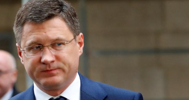 Alexander Novak, ministro de Energia da Rússia