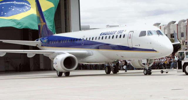 Embraer EMBR3