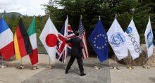 FMI OCDE UE G7