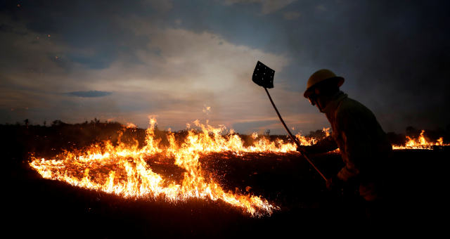 Incêndio Amazônia