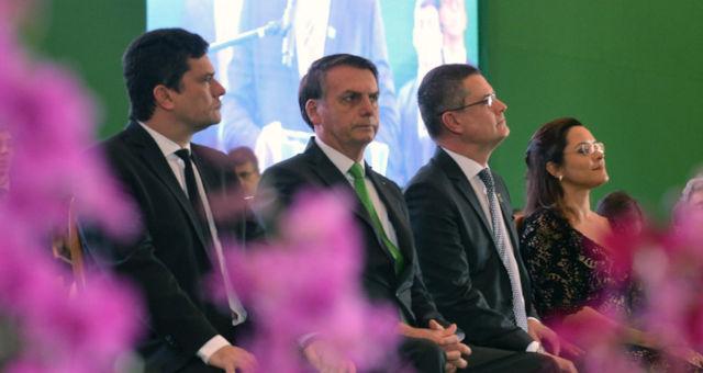 Jair Bolsonaro sergio moro Maurício Valeixo