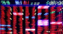 Mercados em queda