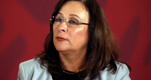 Ministra de Energia do México, Rocio Nahle