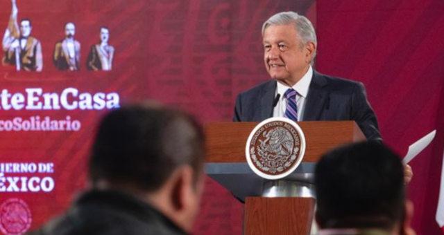 Presidente Andrés Manuel López
