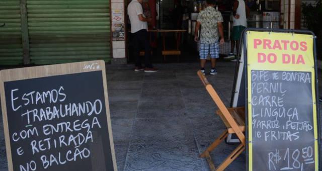 Rio de Janeiro, Coronavírus