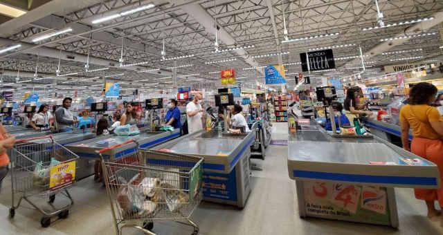 Supermercados Extra Pão de Açúcar PCAR3