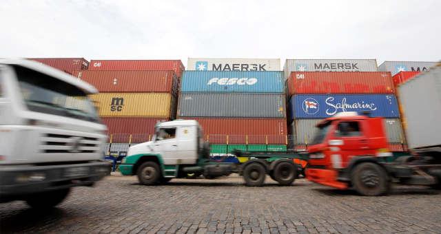 Transportes Caminhão Exportação Importação