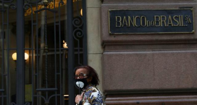 Bancos BBAS3 Banco do Brasil Coronavírus Máscara