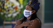 Índios Indígena Coronavírus Máscara