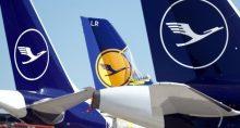 Lufthansa Avião Setor Aéreo