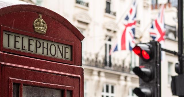 Reino Unido Londres Europa Recessão