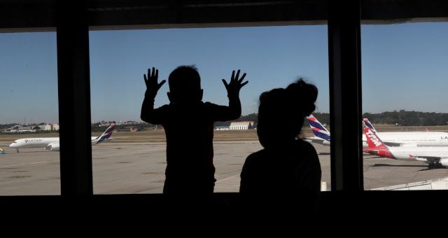 Aeroporto Avião Setor Aéreo