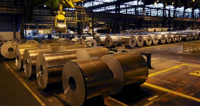 Alumínio Aço Commodities Indústria Siderurgia